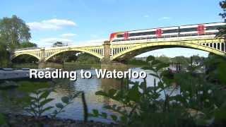 getlinkyoutube.com-Reading to Waterloo Driver's eye view preview