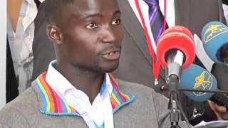 getlinkyoutube.com-Vice presidente da República inaugura Mediateca no Zaire | Primeiro Jornal | TV Zimbo |