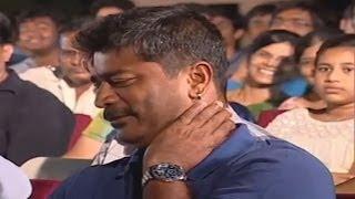 getlinkyoutube.com-Raju Sundaram Talking Telugu - Funny speech @ Run Raja Run Audio Launch - Sharwanand, Seerat Kapoor
