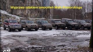 getlinkyoutube.com-4x4 off road wyprawa szlakiem umocnień Wału Pomorskiego 2013 całość materiału