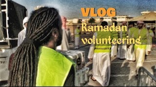 VLOG - Ramadan Volunteer Work