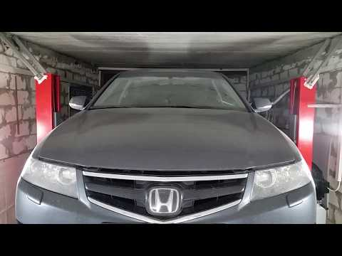 Honda Accord cl 7- cl 9 Некорректная работа датчика селектора АКПП при переключениях. Разбираемся!