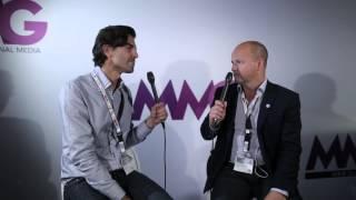 DMEXCO 2015: Widespace CEO Patrik Fagurlund