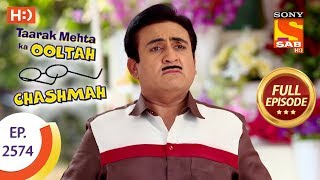 Taarak Mehta Ka Ooltah Chashmah - Ep 2574 - Full Episode - 11th October, 2018 width=