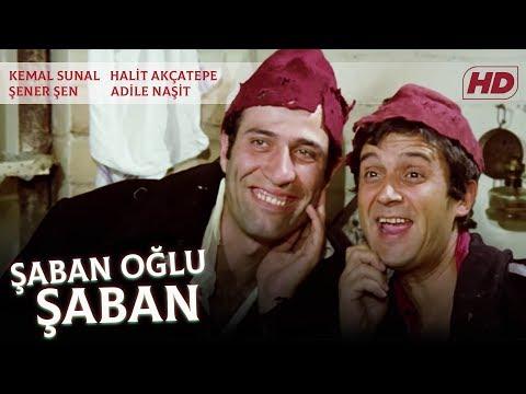 Yerli Film - Kemal Sunal Şaban Oğlu Şaban Full İzle