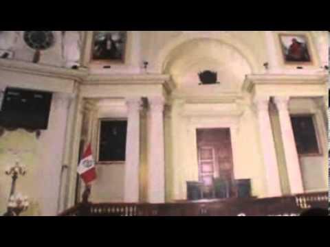 VISITA AL MUSEO DE LA SANTA INQUISICIÓN-LIMA
