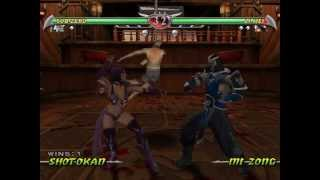 "getlinkyoutube.com-Mortal Kombat: Deception (GC) ""glitchfest"" TAS"