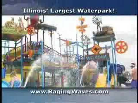 Raging waves discount coupons