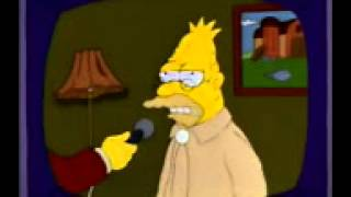 getlinkyoutube.com-Mi homero no es comunista-los simpson