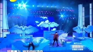 getlinkyoutube.com-湖南卫视小年夜 张杰《高飞》