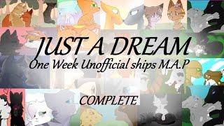 getlinkyoutube.com-Warrior Cats PMV MAP | Just A Dream (Unofficial Ships)