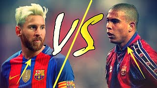 getlinkyoutube.com-Messi Vs Ronaldo El Fenomeno | Dribbling/Runs/Speed/Goals 1080p HD