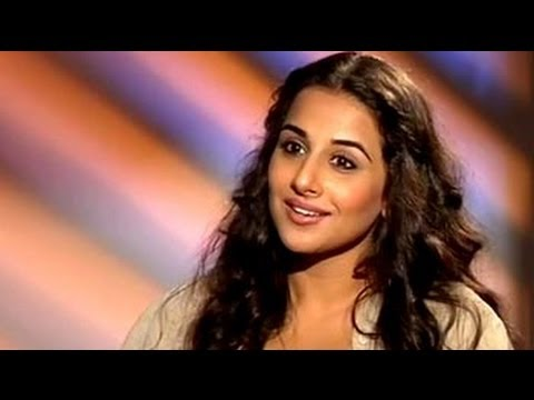 Vidya Balan talks about Kahaani - YouTube