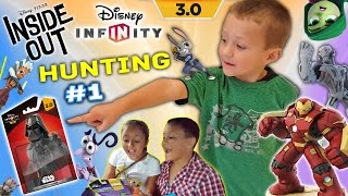 getlinkyoutube.com-Disney Infinity 3.0 HUNTING #1: Looking 4 More w/ Mom & Chase (FGTEEV INSIDE OUT/STAR WARS SHOPPING)