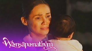 Wansapanataym: Daisy and Rose are chased by bad luck cause by the curse of Flora Magica
