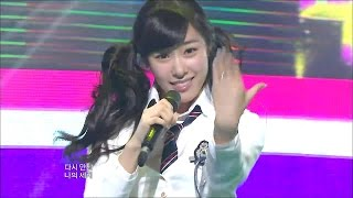 getlinkyoutube.com-【TVPP】SNSD - Into The New World + Oh!, 소녀시대 - 다시 만난 세계 + 오! @ 200th Special, Show Music Core Live