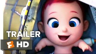 getlinkyoutube.com-Storks Official Trailer #2 (2016) - Andy Samberg, Jennifer Aniston Movie HD