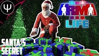 getlinkyoutube.com-ARMA 3: Life Mod - Santa's Secret!