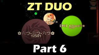 getlinkyoutube.com-Agar.io - ƵŦ Duo vs 【₱€】
