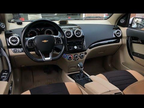 Ravon R3 она же Chevrolet Aveo t250 Nexia 3 Переделка Салона