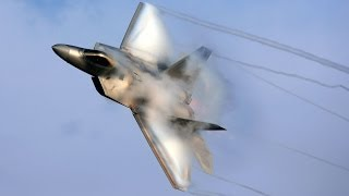 getlinkyoutube.com-F22 Going Supersonic And Superior Manuverability Showcase HD