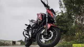 Honda CB Hornet 160R Quick Review | GaadiKey
