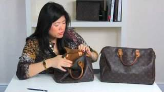 getlinkyoutube.com-How to spot a fake Louis Vuitton bag