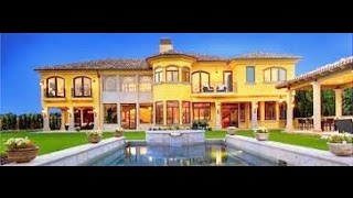 getlinkyoutube.com-Top 10 Most Expensive Footballer's  Houses