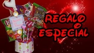 getlinkyoutube.com-#7 IDEA ♥ REGALO ESPECIAL♡ Hazlo tú!! Económico