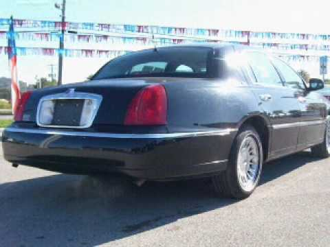 Auto Repair Kokomo on 1998 Lincoln Town Car   Kokomo In