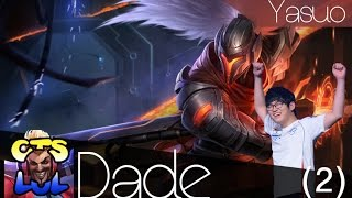 getlinkyoutube.com-Dade - 야스오 하이라이트 영상 (2) / Yasuo Highlights