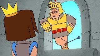 getlinkyoutube.com-Clash-A-Rama! The Series: A Knight To Remember