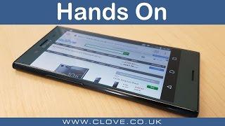 Sony Xperia XZ Premium Hands On