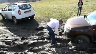 getlinkyoutube.com-Dacia Duster 4x4