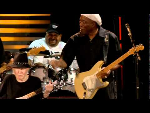 """Sweet Home Chicago"" (Buddy Guy. Eric Clapton. Johnny Winter. Robert Cray. Hubert Sumlin...)"
