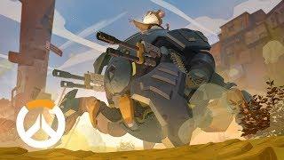 Overwatch - Wrecking Ball Origin Story