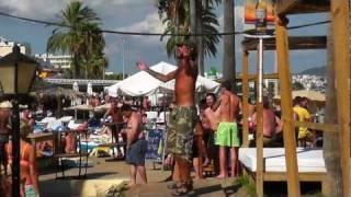 getlinkyoutube.com-Bora-Bora @ Playa d'en Bossa, Ibiza