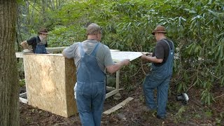 Here's How Moonshiners Keep Their Hooch At The Optimum Temperature