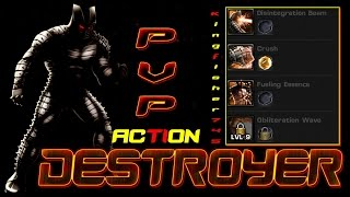 Marvel Avengers Alliance: Destroyer PvP Action