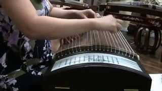 "getlinkyoutube.com-""Butterfly Lover"" 梁祝 古箏 Sound of China Guzheng Music"