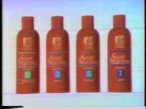 Salon Selectives - Select Your Combination - Commercial - 1988