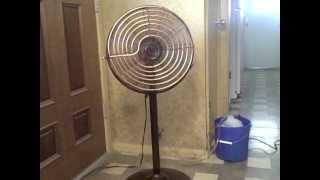 getlinkyoutube.com-Homemade Air Conditioner simple DIY AC uses 45 Watts - can be solar powered!