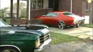 getlinkyoutube.com-2 clean ass chevelle ss 454 big block