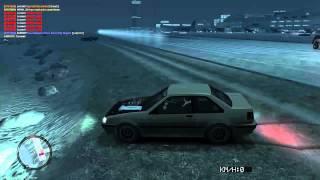 getlinkyoutube.com-GTA IV - مين يقدر يمشي على كفر واحد ؟