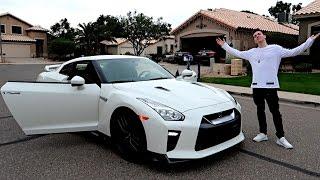 getlinkyoutube.com-MY NEW CAR  - 2017 NISSAN GTR