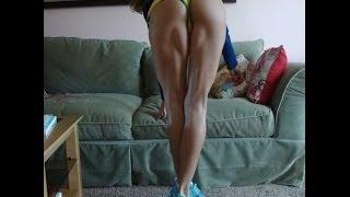 getlinkyoutube.com-Worlds Tallest Teen 21m) Elisany da Cruz Silva, Brazil 2014