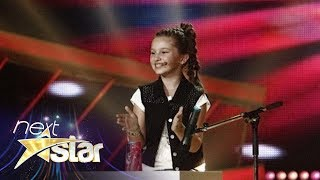 "Diandra Bancu - ""Up in the Air"" - Next Star"