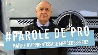 Manoel LESOURD Maître d'Apprentissage Mercedes-Benz France Trucks