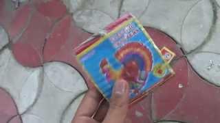 Lar Or Garland Fireworks Test ( India ) 13-10-2015