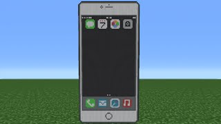getlinkyoutube.com-Minecraft Tutorial: How To Make An IPhone 6